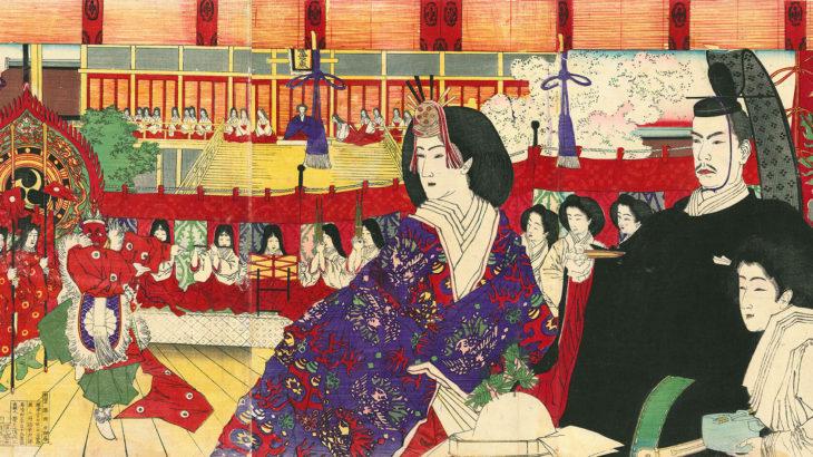 いにしえの左方上位思想で読み解く日本文化 ~〈ひな人形〉と古事記のつながり~